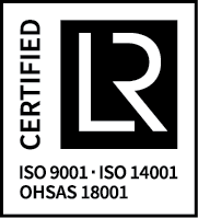ISO 9001:2015, ISO 14001:2015, OHSAS 18001:2017