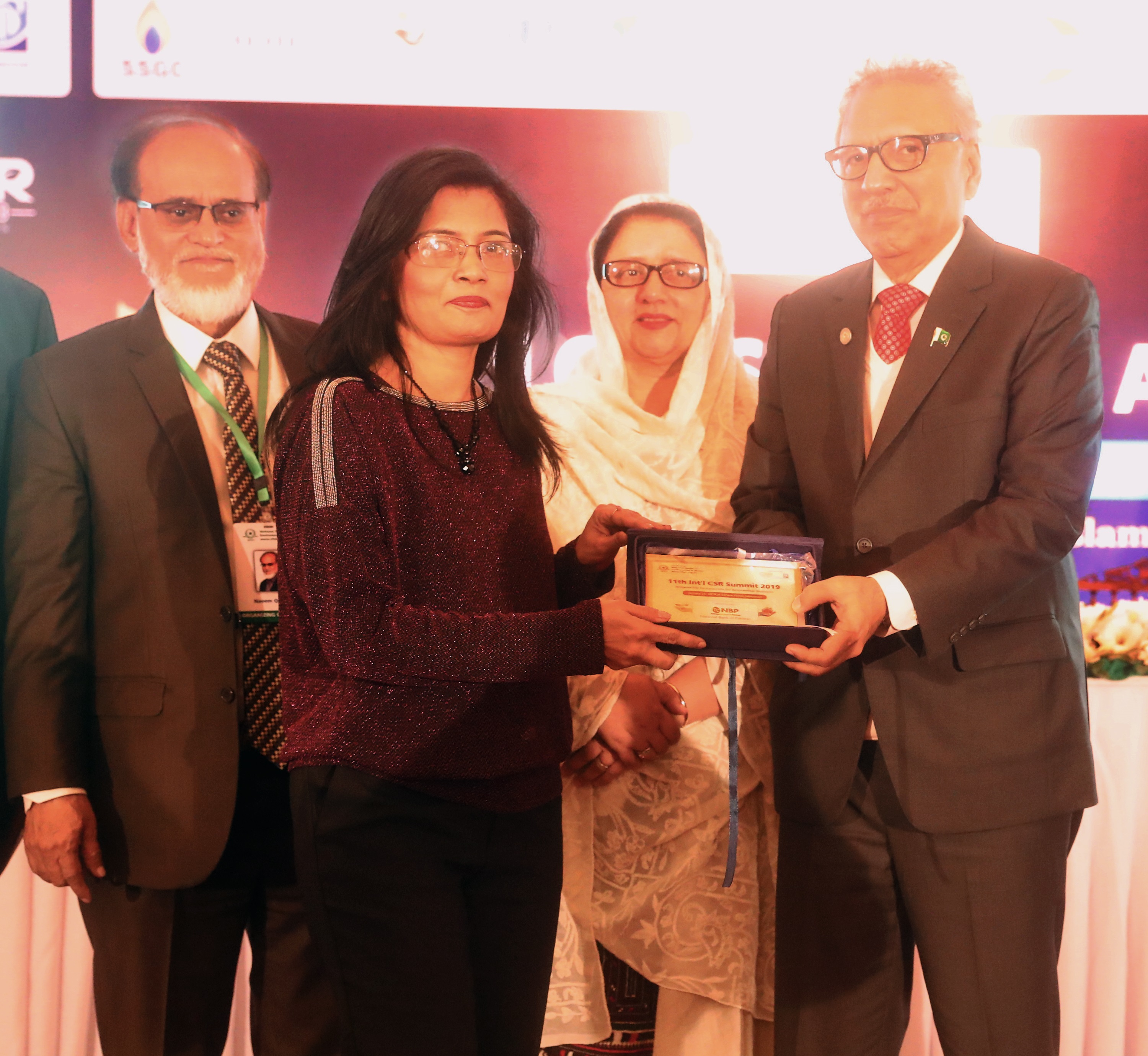 CSR Award Pakistan