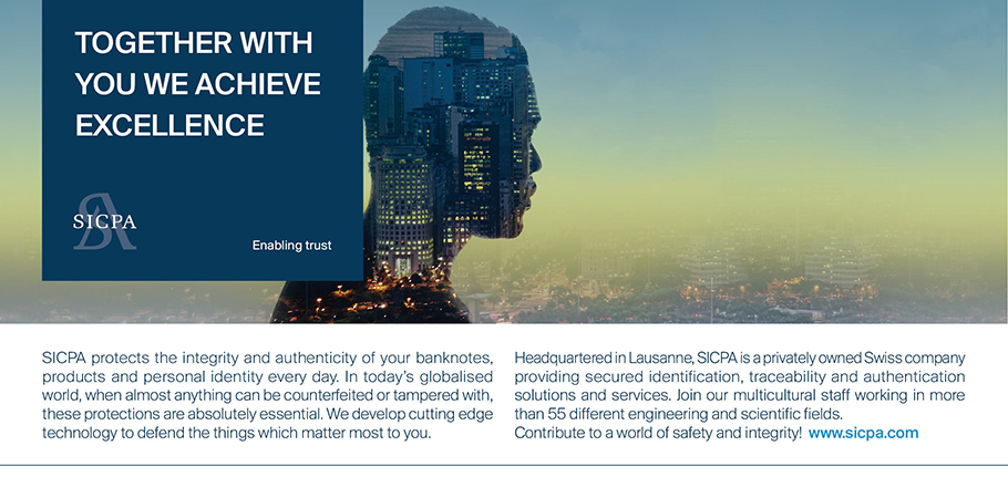SICPA - Together with you we achieve excellence!