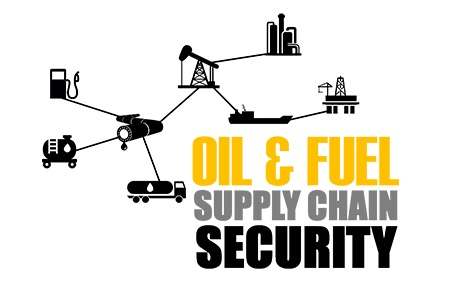 Oil & fuel Supply Chain Security Logo